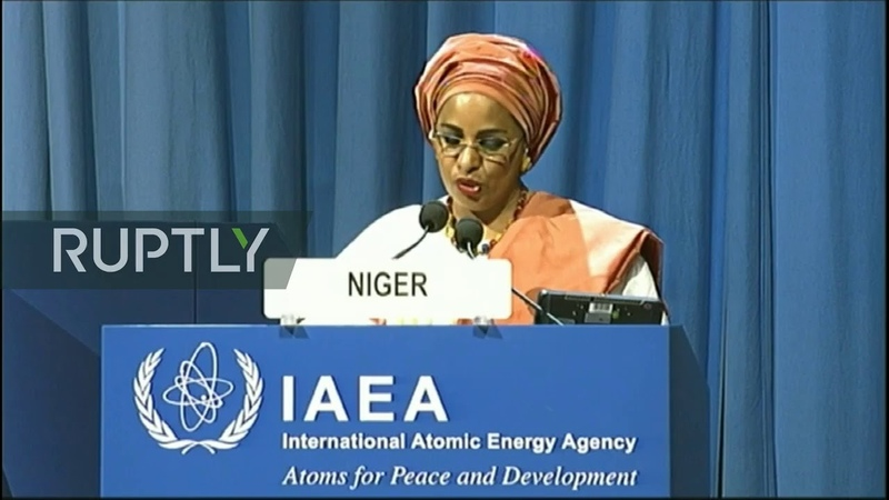 LIVE 63rd IAEA General Conference begins in Vienna Plenary session