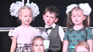 Юбилейный концерт «Нам 45!!!» Образцового коллектива «Большой детский хор имени Е.Г.Яворовской»
