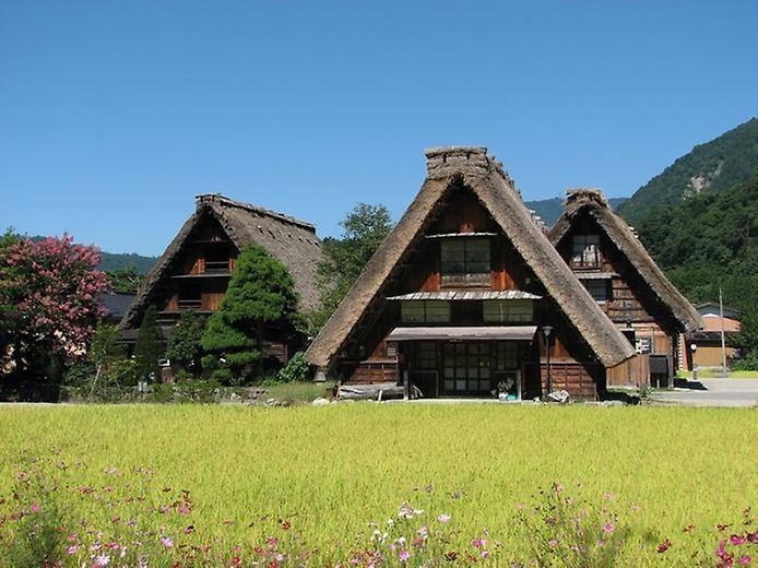 Сиракава. Традиционные японские поселения, изображение №3