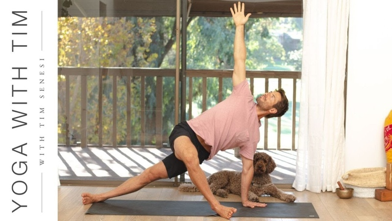 Total Body Morning Yoga Flow Workout level 2/3 | Yoga With Tim