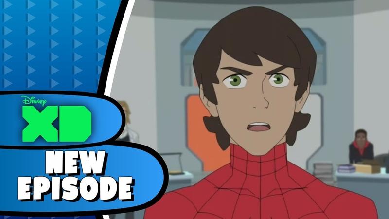 Marvel's Spider Man Maximum Venom Spider Man Unmasked TEASER Disney XD