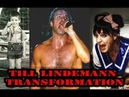 Till Lindemann Transformation 2018 From 4 to 55