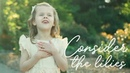 Consider The Lilies 6 Year Old Claire Crosby