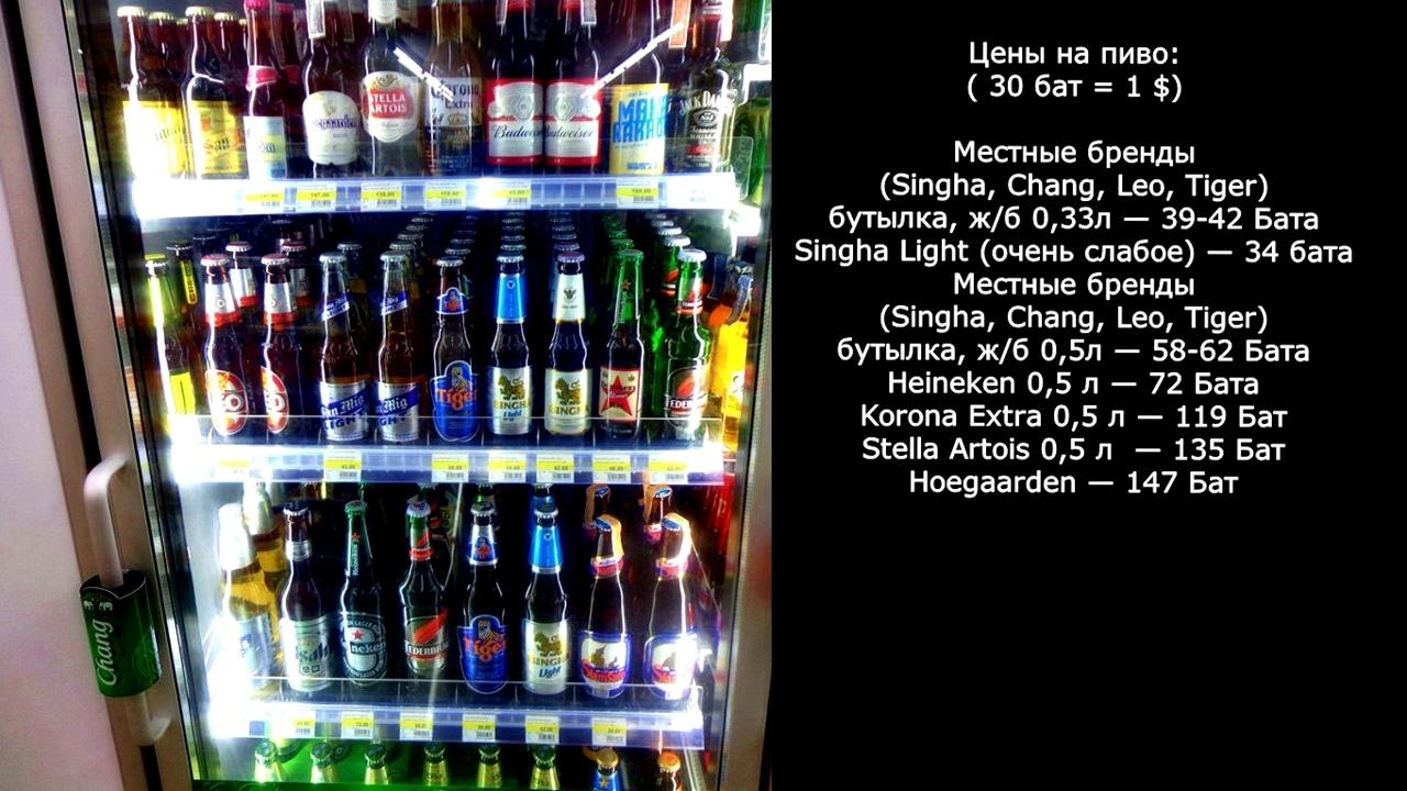 Цены на продукты и еду в Таиланде.  Htf8ZFecllc