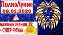 ПОЛНОЛУНИЕ 9 ФЕВРАЛЯ 2020 ВО ЛЬВЕ ЧТО ВАЖНО ЗНАТЬ И УЧЕСТЬ РИТУАЛ НА БОГАТСТВО ПЕРВОЕ СУПЕРЛУНИЕ