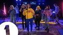 Gleb Alexeenko - IDGAF ft. Chloe XIXIXIS, Yellow, MYMRA, Rosseta in the Live Lounge