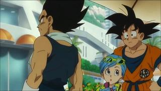 Dragon Ball Super: Broly Savage Moments #4 [English Dub]