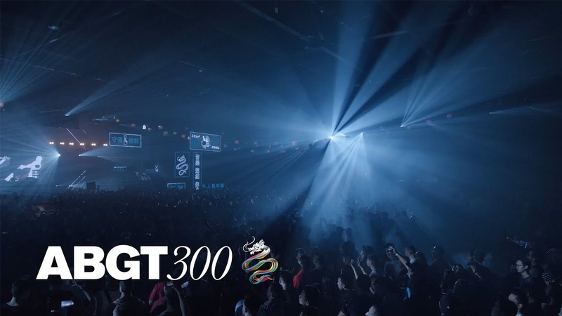 Above Beyond feat. Zoë Johnston 'There's Only You' (Live at ABGT300 Hong Kong) 4K