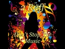 Old Techno Dance 2 Raff - Dont Stop The Music Smooth Jamaican Mix