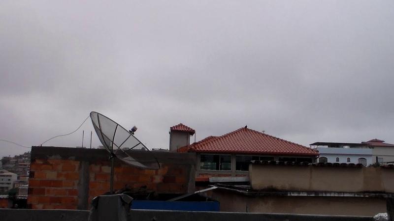 Até que enfim Chuva em Conselheiro Lafaiete MG 25 09 2019