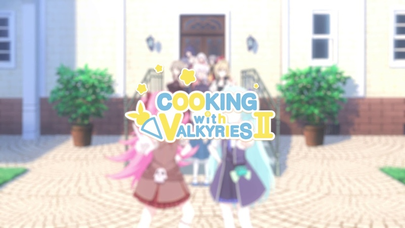 Cooking with Valkyries Season 2 Premiere Date - Honkai Impact 3rd