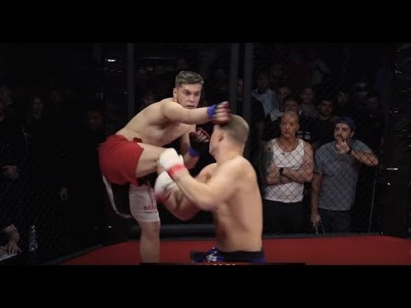 Сушист против Никиты Яшина полный бой битвазахайп
