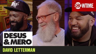 Quentin Tarantino Almost Took a Bat to David Letterman   Extended Interview   DESUS & MERO
