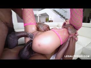 Hime Marie - Porno, Skinny, Anal, Gape, Asslicking, Rimming, Interracial, DP, Porn, Порно