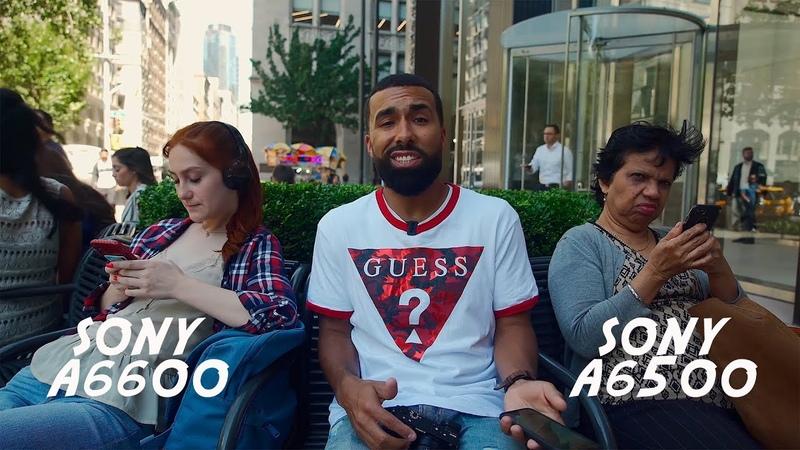 Sony A6600 vs A6500. Причём тут A7III? | Manny Ortiz русская озвучка