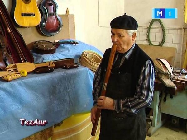 Tezaur - Ion Borş - lutier, or.Chişinău