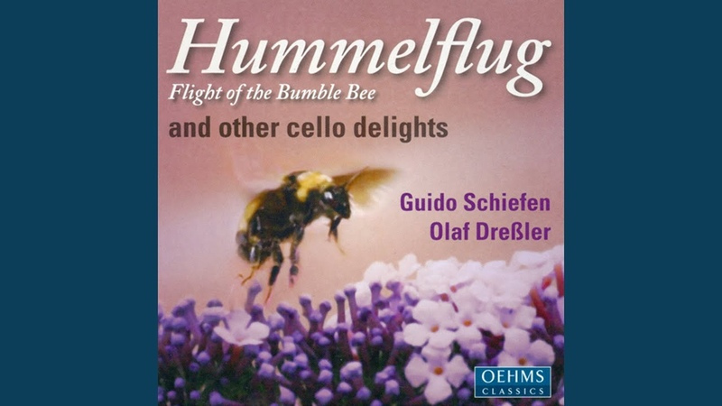 The Tale of Tsar Saltan Flight of the Bumble bee Op 57 arr for cello and piano