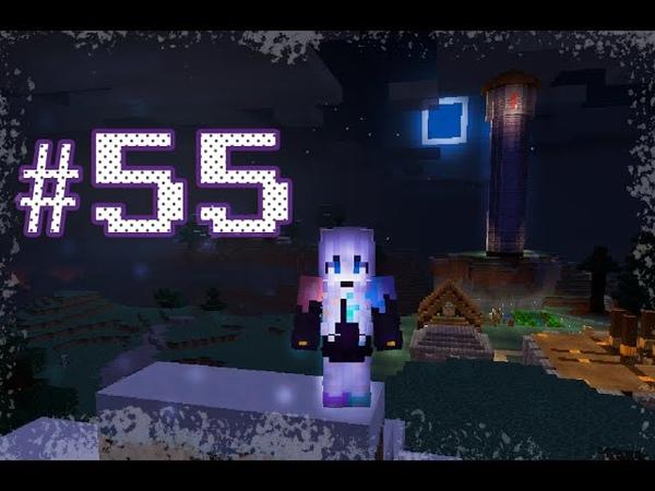 Minecraft Ванильное выживание 55 Теплица,к сожалению записалось без голоса