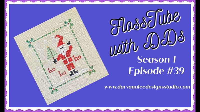 DDs FlossTube with Nicole Reed Season 1 Episode 39 Crazy Busy July