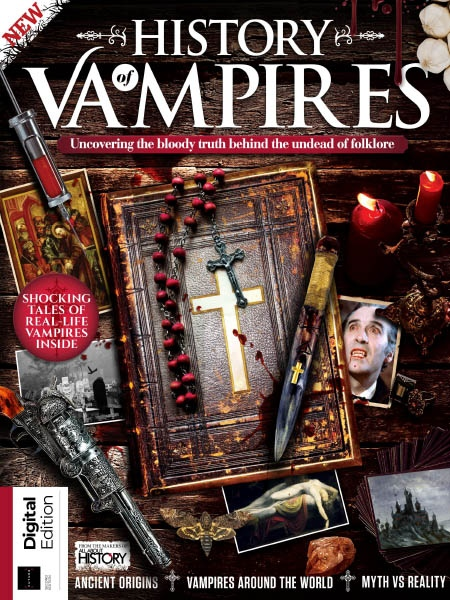 All About History History of Vampires Ed2 2019