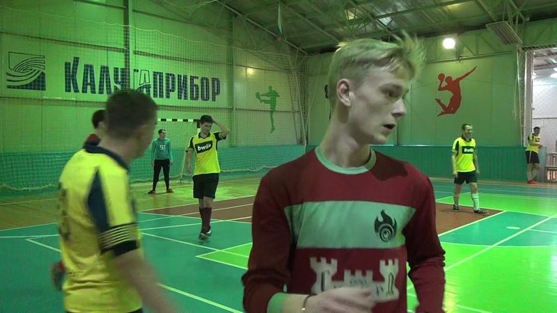 ФК Стандарт 2 ФК Анненки стрит 2 тайм