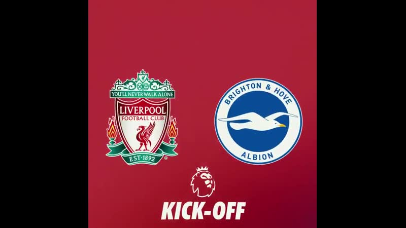 1' Underway at Anfield Up the Reds 0 0 LIVBHA
