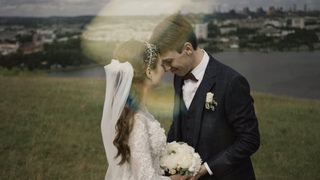 Egor & Darya — Wedding day