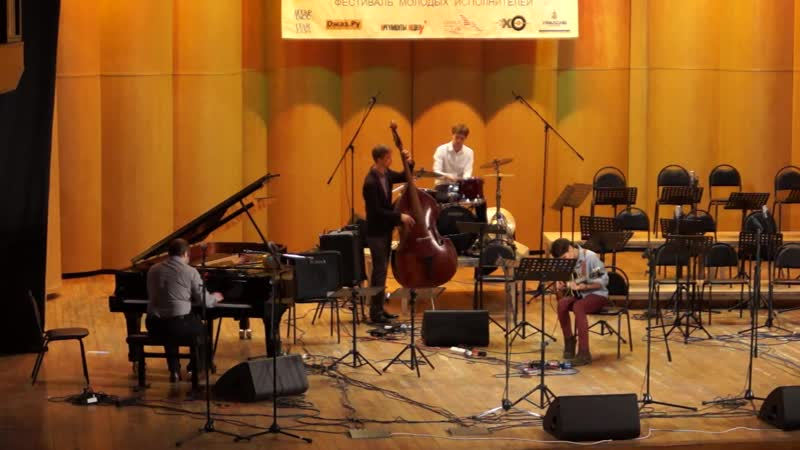 10. Swan Santal (A. Danilov), perfomed by Perfect 4th, rec. at Gnesins Concert Hall (Gnesin Jazz Comp), Moscow, 27.11.2014 (AUD)