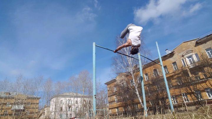 Я крекер Кирилл Тихомиров on Instagram Workout Fail спортмотивация freebar Sport workoutmotivation workoutinstyle workoutvideo worko