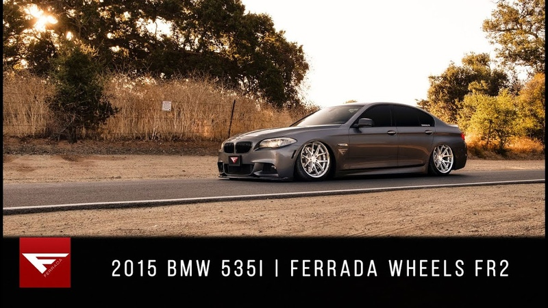 2015 BMW 535i | Low not Slow | Ferrada Wheels FR2