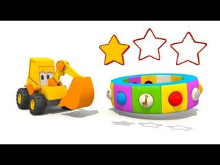 Умные машинкиНовые Развивающие Мультики для Детей
