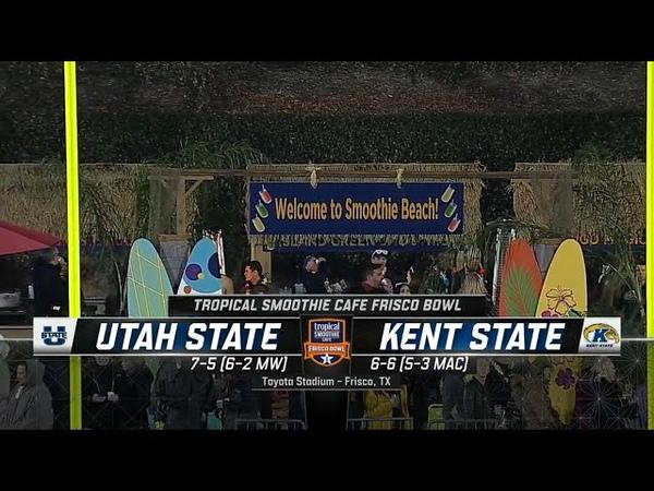 NCAAF 2019-2020 Frisco Bowl Utah State Aggies - Kent State Golden Flashes EN