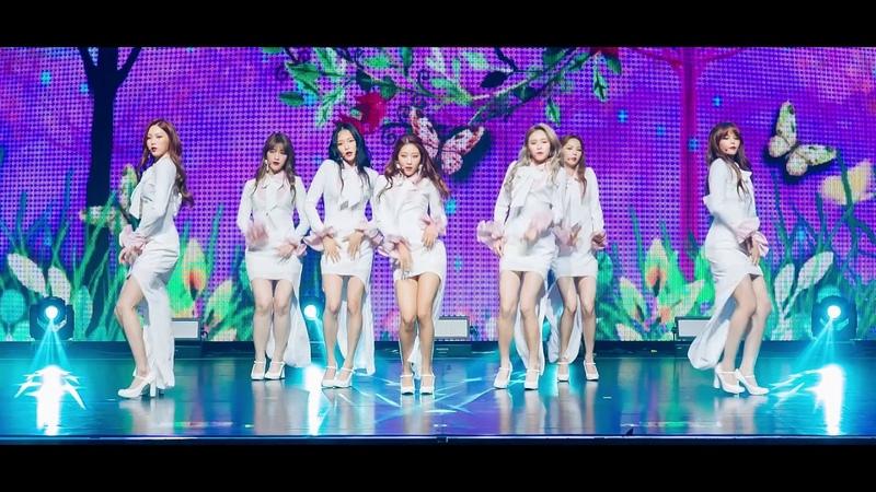 CLC(씨엘씨) - 어디야 @6th Mini Album FREESM Showcase