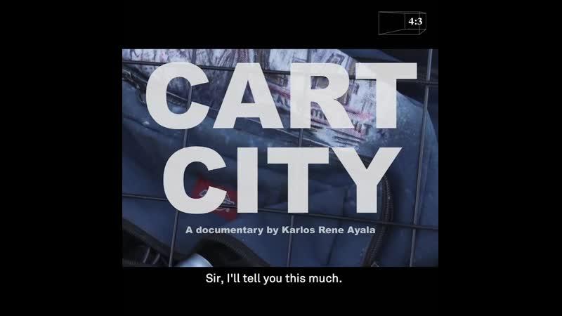 4 3 presents Cart City