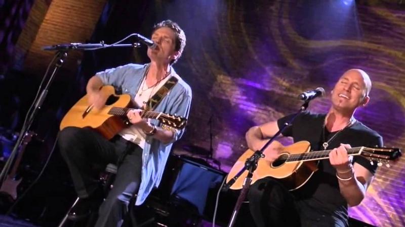 Richard Marx and Matt Scannell You're A God Live 2012