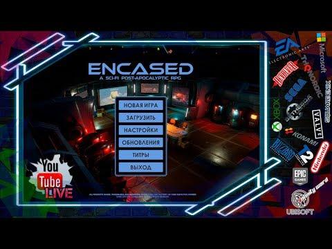 Encased: A Sci-Fi Post-Apocalyptic RPG ◄╝ 2 ➯ Годнота не для скорострелов