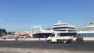 4️⃣й день круиза 🚢 , остров 🏝 Корфу, Греция 🇬🇷