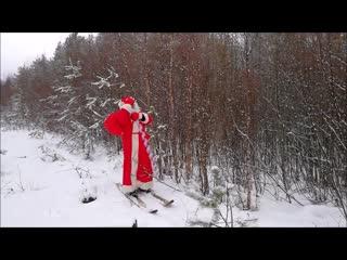 Дед Мороз спешит в Беломорск!