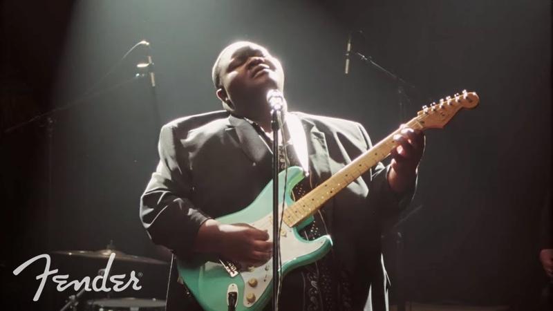 "Christone ""Kingfish"" Ingram Covers ""I Put A Spell On You"" | Vintera Series | Fender"