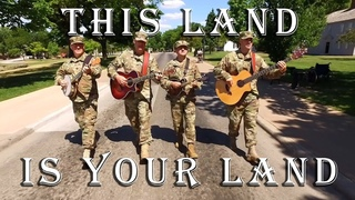 This Land is Your Land - Six-String Soldiers - 4th of July Patriotic Tribute