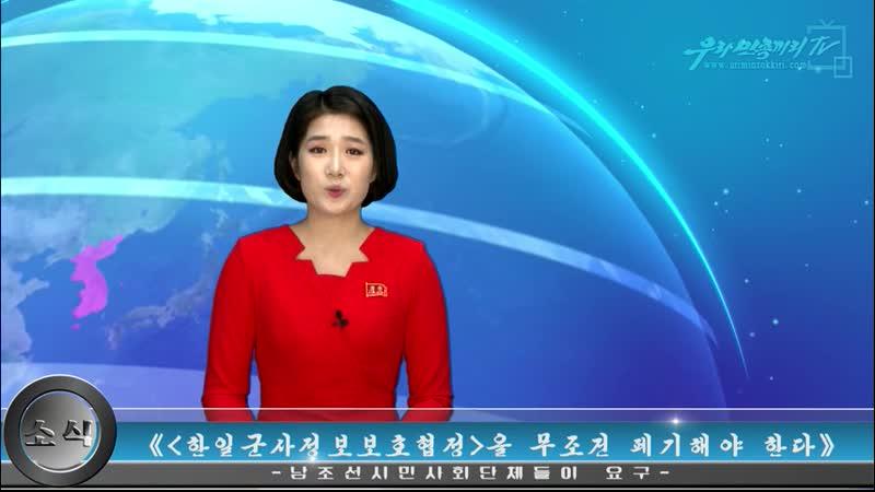 《황교안의 추태에 민심은 분노한다》 –남조선인터네트홈페지에 실린 글- 외 1건