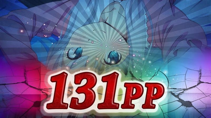 ClariS Hitorigoto TV MIX Xxdeathx's Insane osu 131pp Rank S 98 75%