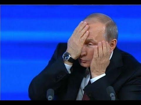 Прикол - Вопрос Путину про ПУПС, ПИДР, ГЕИ, ПИЗДЮН.