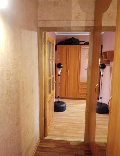квартира в панельном доме Галушина 5