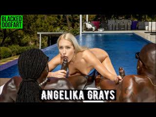 Angelika Grays 💖 BLACKED