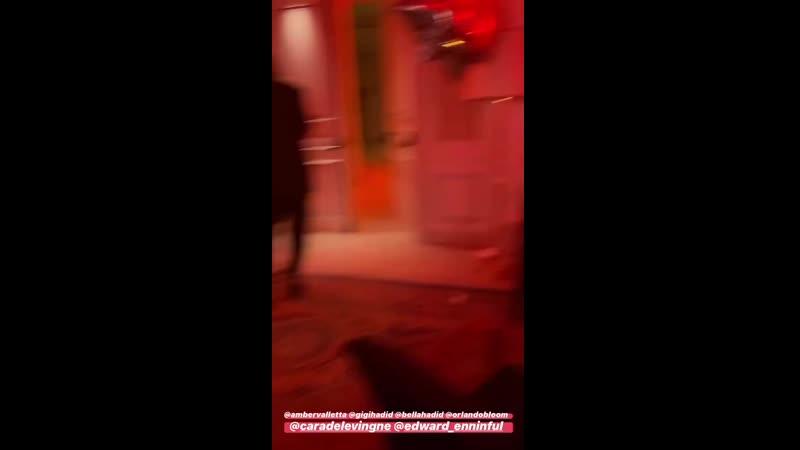 Обновление в InstagramStory Дерека