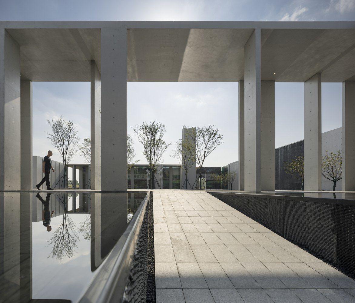 Cultural Center of Beicheng Central Park in Hefei / Shenzhen Huahui Desig