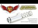 TechT Super Bolt Review New Anti Chop Bolt from TechT for Tippmann BT Valken Paintball Markers