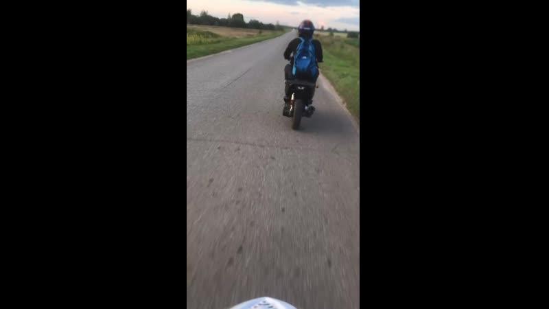 Motoland 180cc vs Flash 150cc