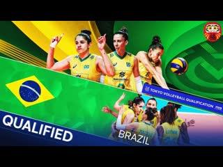 2020 tokyo olympics welcomes brazil!!!